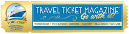 Travel Ticket Magazine logo